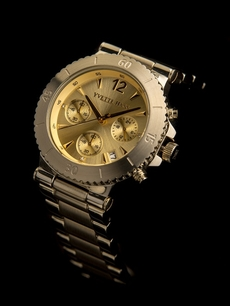 CLEAN WATCH GILVER