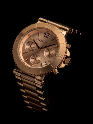 CLEAN WATCH ROSE GOLD