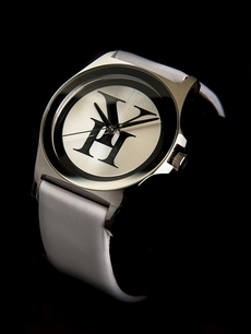 LEATHER LINK SILVER